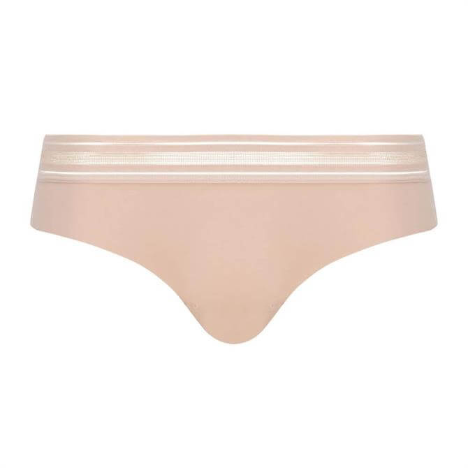 Passionata Rhythm Opaque Striped Waistband Short Brief